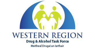 Western Region - Drug & Alcohol Task Force Logo